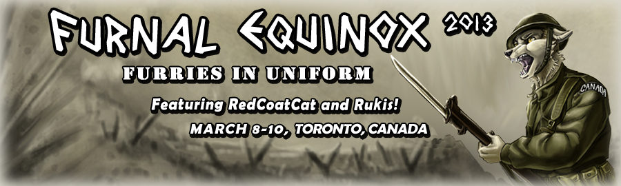 Furnal Equinox 2013: Furries in Uniform