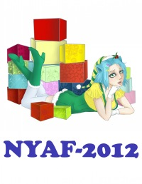 NYAF 2012: New Year Anime Festival