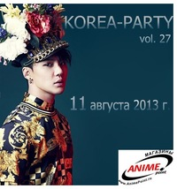 KOREA-PARTY vol.27 от Animatsuri project