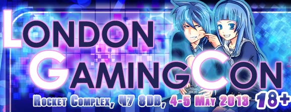 London Gaming Con - London's Anime and Gaming Convention