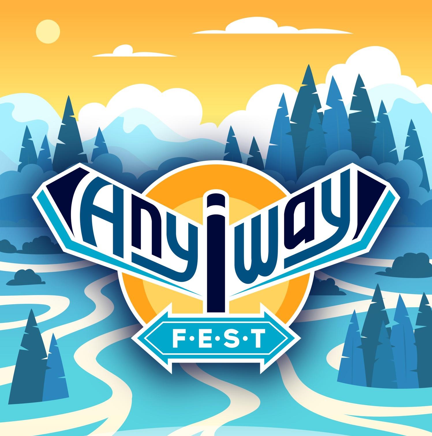 AnyWay Fest Mk II, Москва, 7 августа