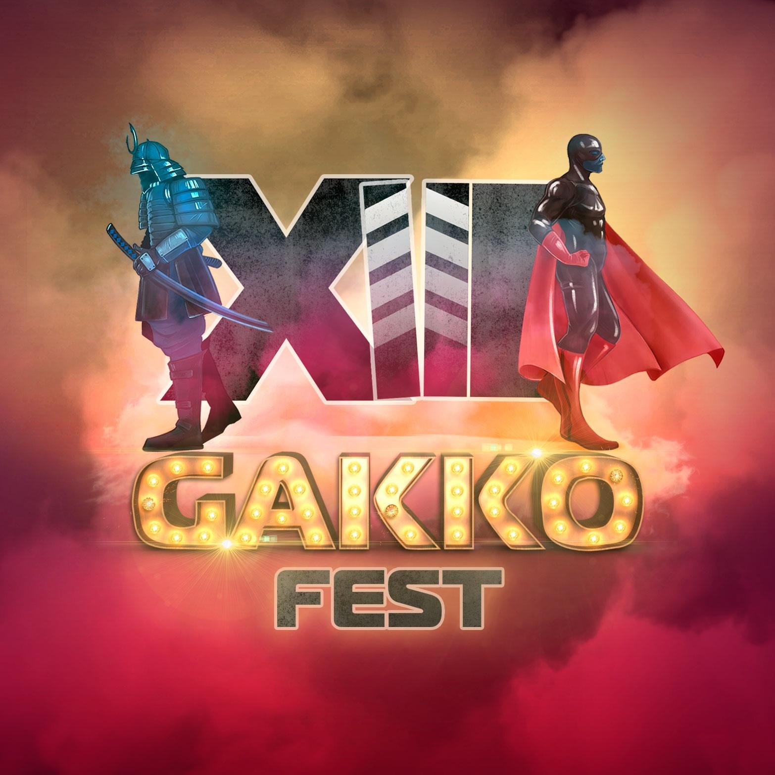 GAKKO 13 - Белгородский Аниме/Geek фестиваль